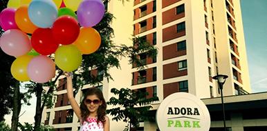 Primele 55 de apartamente vândute în Adora Park – ARADON.RO