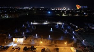 Reportaj TV Arad Decembrie 2020: Structura blocului 3 a fost ridicata in intregime